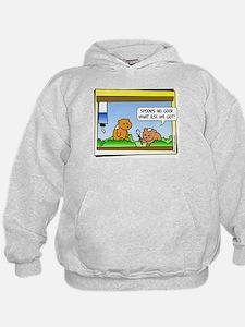 """Hamster Escape"" Hoodie"