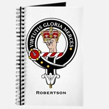 Robertson Clan Crest / Badge Journal