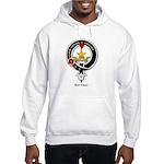 Rattray Clan Crest / Badge Hooded Sweatshirt