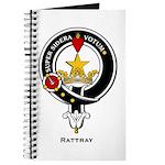 Rattray Clan Crest / Badge Journal