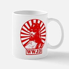 WWJD PHILLY Mug