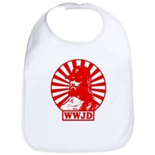 WWJD PHILLY Bib