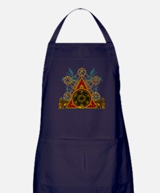 SOLOMON'S MAGIC PENTACLES Apron (dark)