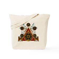 SOLOMON'S MAGIC PENTACLES Tote Bag