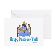 Happy Passover Y'all Greeting Card