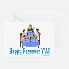Happy Passover Y'all Greeting Cards (Pk of 10)