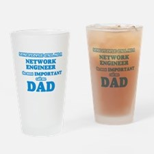 Some call me a Network Engineer, th Drinking Glass