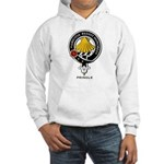 Pringle Clan Crest / Badge Hooded Sweatshirt
