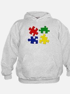 Puzzle Pieces Hoodie