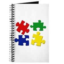 Puzzle Pieces Journal