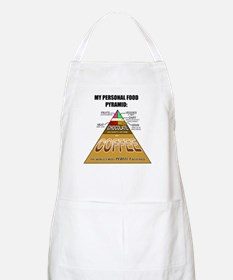 Coffee Pyramid BBQ Apron