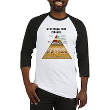 Coffee Pyramid Baseball Jersey