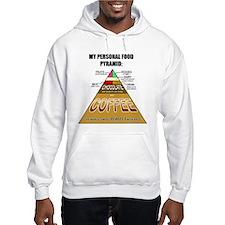 Coffee Pyramid Hoodie