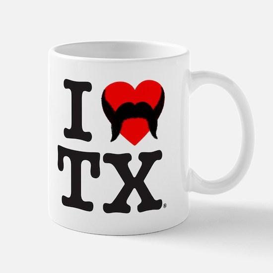 Cute I love austin Mug