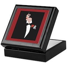 Cute Cabaret Keepsake Box
