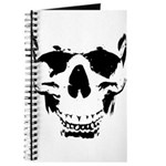 Wicked Skull Cool Journal