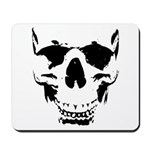 Wicked Skull Cool Mousepad