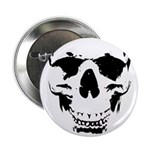 Wicked Skull Cool Button