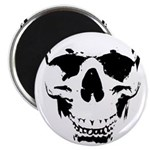 Wicked Skull Cool Magnet