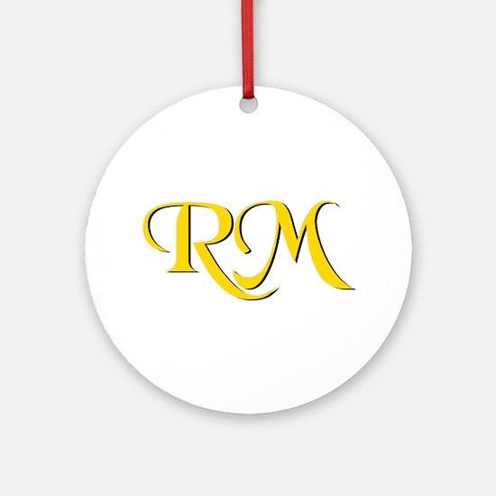 RM Ornament (Round)