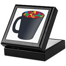 Candy Tea Keepsake Box