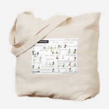 Unicode Compliant Tote Bag