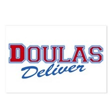 Doulas Deliver Postcards (Package of 8)