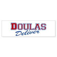 Doulas Deliver Bumper Sticker