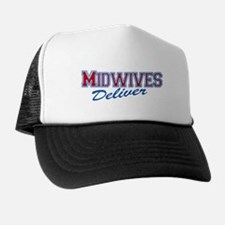 Midwives Deliver, Midwife Trucker Hat