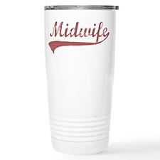 Midwife Travel Coffee Mug