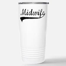 Midwife Stainless Steel Travel Mug