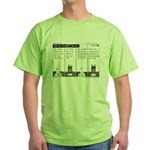 2010, an eDiscovery Odyssey Green T-Shirt
