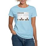 2010, an eDiscovery Odyssey Women's Light T-Shirt