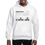 2010, an eDiscovery Odyssey Hooded Sweatshirt