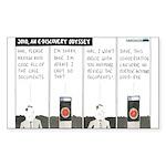 2010, an eDiscovery Odyssey Sticker (Rectangle 50