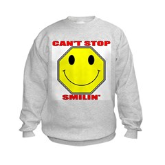 Can't Stop Smiling Sweatshirt