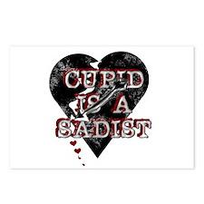 Cupid is a Sadist Postcards (Package of 8)
