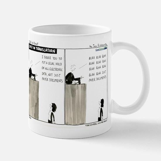 Lost in Translation Mug