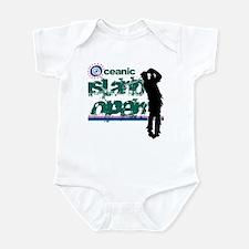 Oceanic Island Open Infant Bodysuit