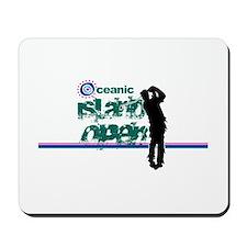 Oceanic Island Open Mousepad