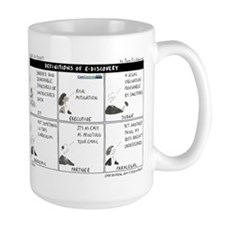 Definitions of eDiscovery Mug