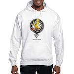 Nicolson Clan Crest Badge Hooded Sweatshirt