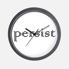 Persist Wall Clock
