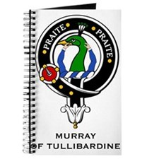 Murray Tullibardine Clan Cres Journal