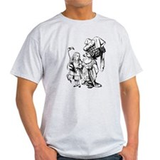 Alice and the Duchess T-Shirt