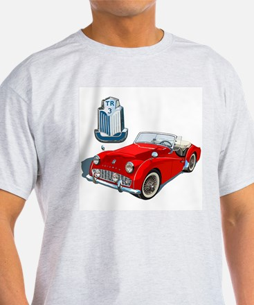 TR3-RED-10 T-Shirt
