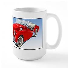 TR3-RED-bev Mugs