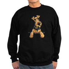 Airedale Terrier Lover Sweatshirt