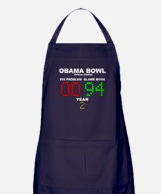 Obama Bowl Apron (dark)