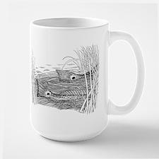 Tailing Drum Large Mug